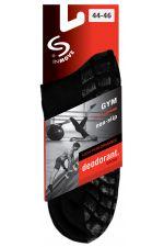 NOWOŚĆ Skarpetki antypoślizgowe Gym Non-Slip Deodorant