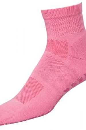 WYPRZEDAŻ! Skarpetki antypoślizgowe Gym Non-Slip Deodorant 35-37 różowe